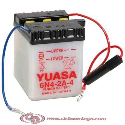 Bateria YUASA 6N4-2A-4