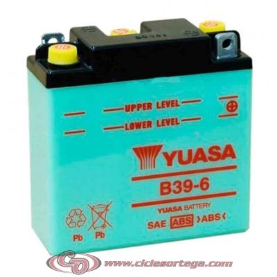 Bateria YUASA B39-6