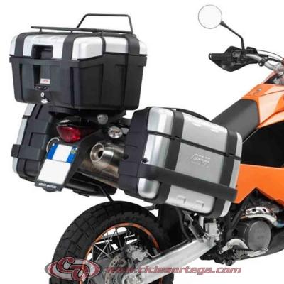 Kit Anclajes para BAUL sistema monokey KTM 950 ADVENTURE 2003-
