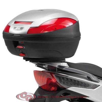 Kit Anclajes para BAUL sistema monolock KYMCO PEOPLE 125 GTI 2010-