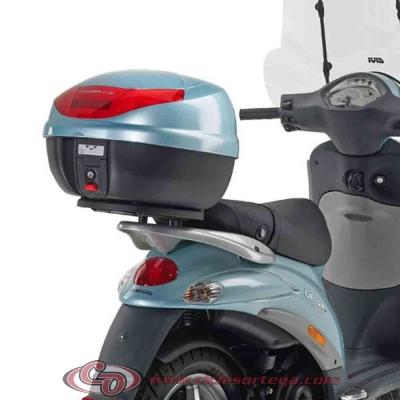 Kit Anclajes para BAUL sistema monolock PIAGGIO LIBERTY 50 02-08