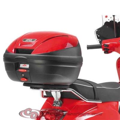 Kit Anclajes para BAUL sistema monolock VESPA LX 50 2005-