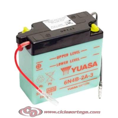 Bateria YUASA 6N4B-2A-3