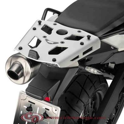 Kit Anclajes para BAUL sistema monokey BMW F 800 GS 2013-
