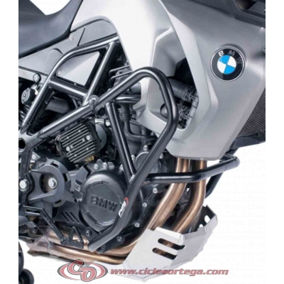 Defensas salvapiernas 5983N de Puig para BMW F 800 GS 2008-