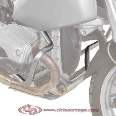 Defensas salvapiernas TN689 de Givi para BMW R 1200 GS 2004-