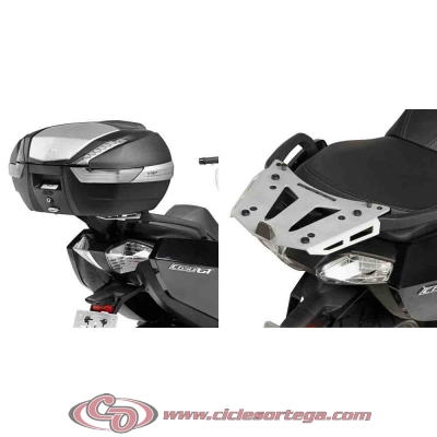 Kit Anclajes para BAUL sistema monokey BMW C 650 GT 2012-