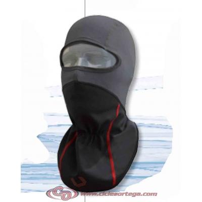 Braga Cuello y cabeza térmica PW06 UNIK Balaclava Negro