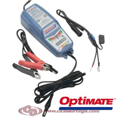 Cargador y mantenedor de baterias OPTIMATE 5