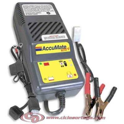 Cargador y mantenedor de baterias 6 - 12 voltios ACCUMATE 6/12
