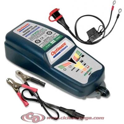 Cargador y mantenedor de baterias de litio OPTIMATE Lithium
