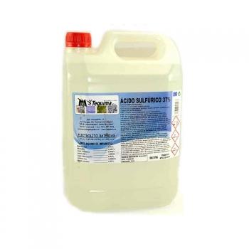 Acido sulfurico activador de baterias 5 litros