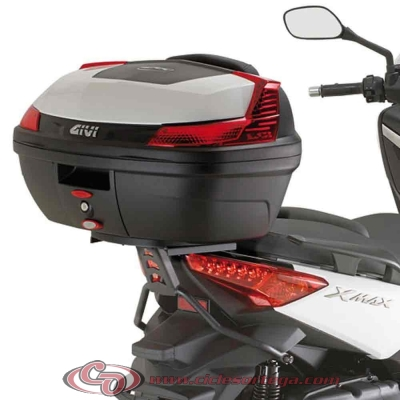 Kit Anclajes Givi para BAUL sistema monolock YAMAHA X-MAX 400 2013-