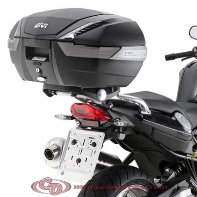 Kit Anclajes Givi SR5109 para BAUL sistema monokey BMW F 800 GT 2013-