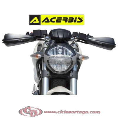 Par de cubremanos Dual Road de Acerbis HONDA CB1000R 08-10