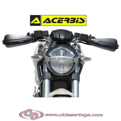 Par de cubremanos Dual Road de Acerbis HONDA XL700V TRANSALP 2008-