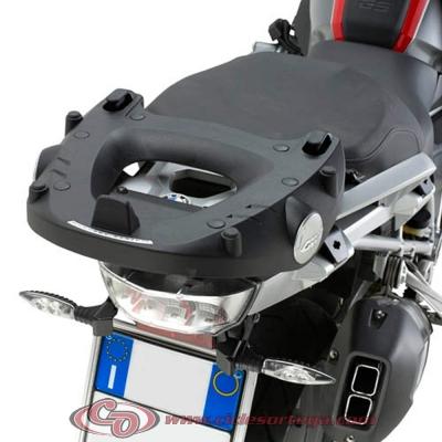 Kit Anclajes Givi SR5108 para BAUL sistema monokey BMW R 1200 GS 2013-