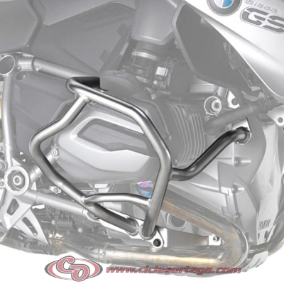 Defensas salvapiernas TN5108OX de Givi para BMW R 1200 GS 2013-