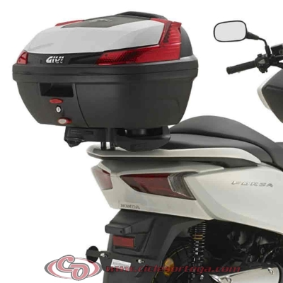 Kit Anclajes Givi SR1123 para BAUL sistema monokey HONDA NSS300 FORZA 2013-