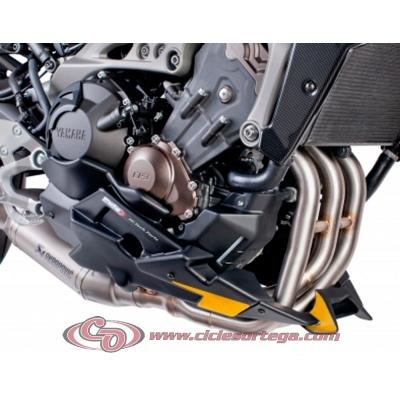 Quilla motor 7540 de PUIG YAMAHA MT-09 2013- con escape Akrapovic