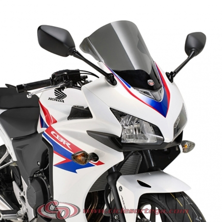 Cúpula deportiva D1119S de Givi para HONDA CBR500R 2013-