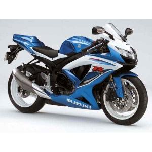SUZUKI GSX-R600 08-10