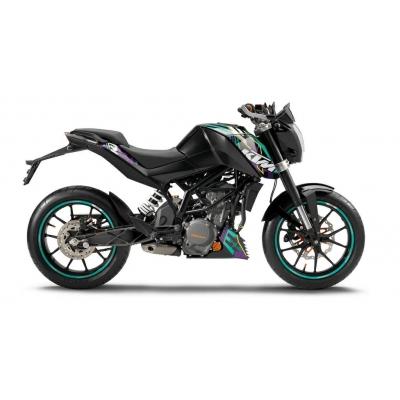 KTM 125 DUKE 2011-