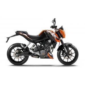 KTM 200 DUKE 2012-
