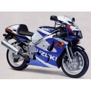 SUZUKI GSX-R600 97-00