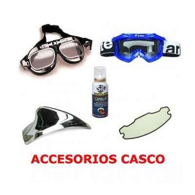 ACCESORIOS CASCO