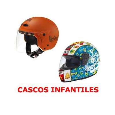 CASCOS INFANTILES