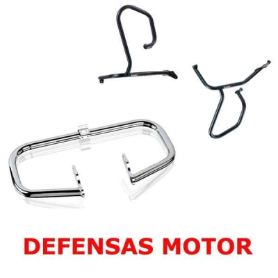 DEFENSAS MOTOR