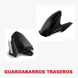 GUARDABARROS TRASEROS