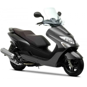 YAMAHA MAJESTY 125 09-11