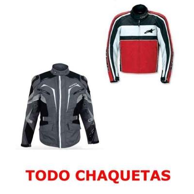 TODO CHAQUETAS