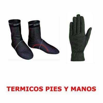 TERMICOS PIES Y MANOS