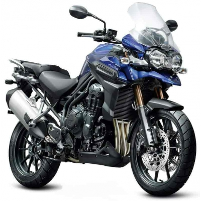 TRIUMPH TIGER 1200 EXPLORER 2012-