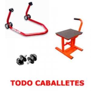TODO CABALLETES