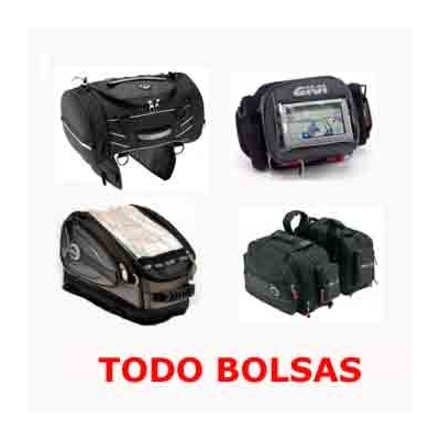 TODO BOLSAS