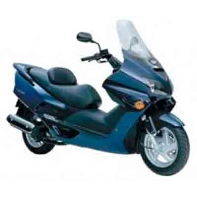 HONDA JAZZ 250 2001-
