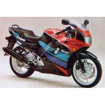 HONDA CBR600F 91-94