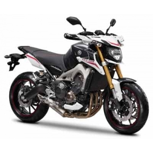 YAMAHA MT-09 STREET RALLY 2015-