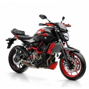 YAMAHA MT-07 MOTO CAGE 2015-