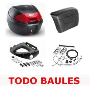 TODO BAULES